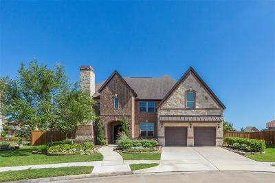 Katy Single Family Home For Sale: 2111 Manor Creek Lane