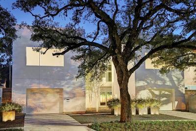 Houston Single Family Home For Sale: 2169 University Boulevard