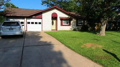 League City TX Single Family Home For Sale: $174,900