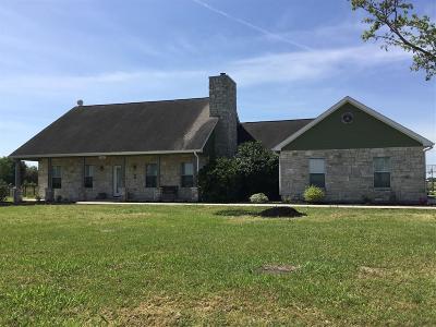 Rosenberg Single Family Home For Sale: 2302 Blase Road