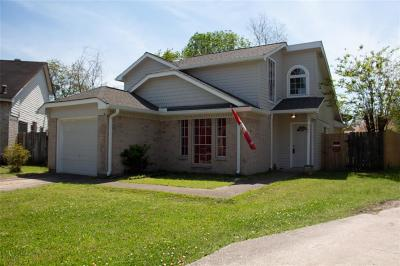 Channelview Single Family Home For Sale: 903 Littleport Lane