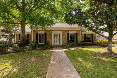 Houston Single Family Home For Sale: 1538 Ashford Hollow Lane