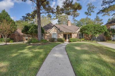 Kingwood Single Family Home For Sale: 3706 Tree Manor Lane