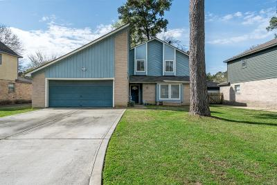 Tomball Single Family Home For Sale: 22635 Black Willow Drive