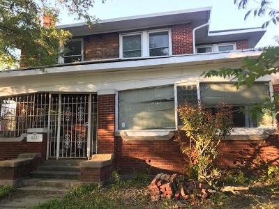 Houston Single Family Home For Sale: 4441 Polk Street