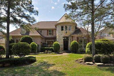 The Woodlands Single Family Home For Sale: 30 N Seasons Trace
