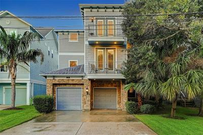 Kemah TX Single Family Home For Sale: $655,000