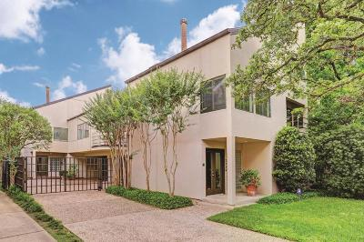 Houston Single Family Home For Sale: 2330 Albans Road