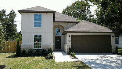 Harris County Single Family Home For Sale: 7827 Beckley