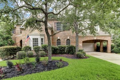 Friendswood Single Family Home For Sale: 2909 Cedar Ridge Trail