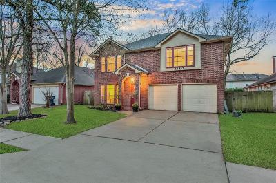 Houston Single Family Home For Sale: 13843 Dentwood Drive