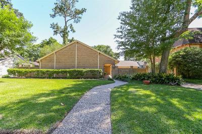 Houston Single Family Home For Sale: 14739 Oak Bend Drive