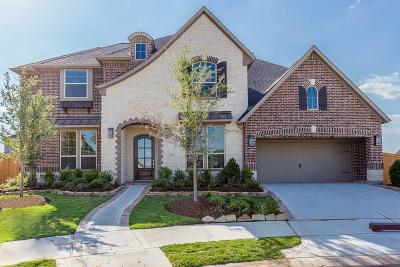 Katy Single Family Home For Sale: 23706 Barrington Springs Court