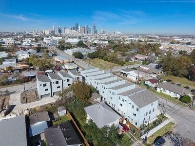 Eado Single Family Home For Sale: 1611 B Milby Street