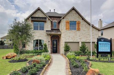 Fall Creek Single Family Home For Sale: 14815 Fall Creek View Drive