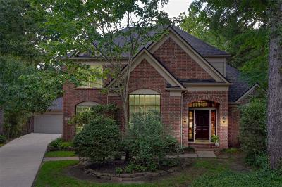 The Woodlands Single Family Home For Sale: 39 Plum Blossom Place