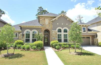 Conroe Single Family Home For Sale: 10407 Southern Hawker