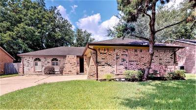 Sugar Land Single Family Home For Sale: 2226 Steamboat Run