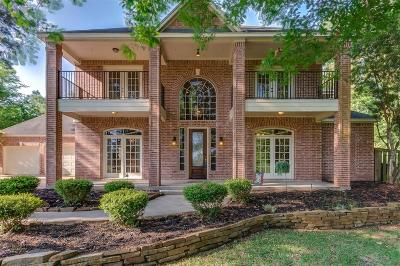 Montgomery Single Family Home For Sale: 18662 West Cool Breeze Lane