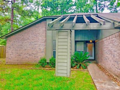 The Woodlands Single Family Home For Sale: 19 Rock Pine Court