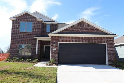 Alvin Single Family Home For Sale: 1249 Steed Bluff Drive