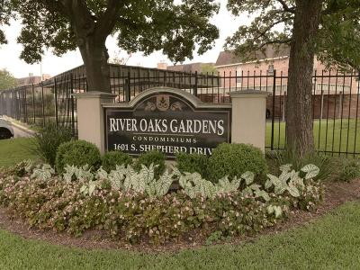 Houston TX Condo/Townhouse For Sale: $205,000