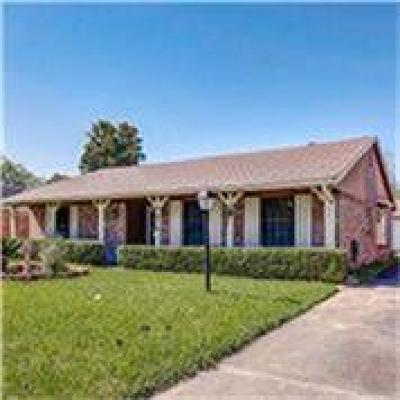 Houston Single Family Home For Sale: 7410 Shiner Lane