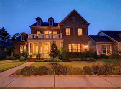 The Woodlands Single Family Home For Sale: 107 Finn Corner Way