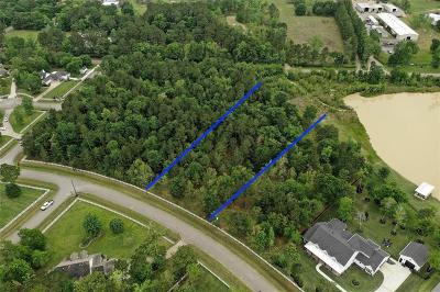 Magnolia Residential Lots & Land For Sale: 32826 & 32834 Tall Oaks Way