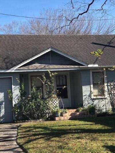 Houston Single Family Home For Sale: 4308 Watson