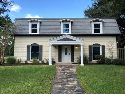 Dickinson Single Family Home For Sale: 2001 Mariner Way