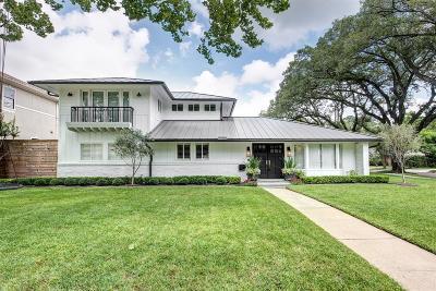 Houston Single Family Home For Sale: 8626 Ferris Drive