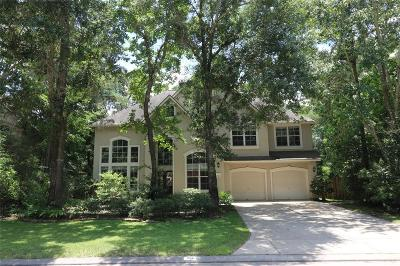The Woodlands Single Family Home For Sale: 39 S Piney Plains Circle S
