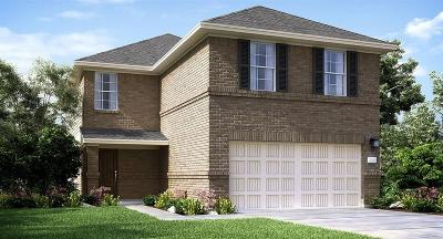 New Caney Single Family Home For Sale: 18869 Genova Bay Court