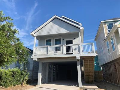 Galveston Single Family Home For Sale: 1823 Avenue O 1/2