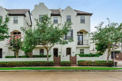 Houston Single Family Home For Sale: 9944 Woodwind Drive