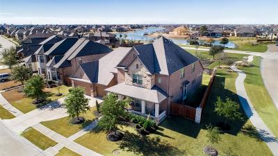 Cypress TX Single Family Home For Sale: $599,000