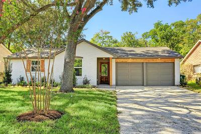Houston Single Family Home For Sale: 10738 Braewick Drive
