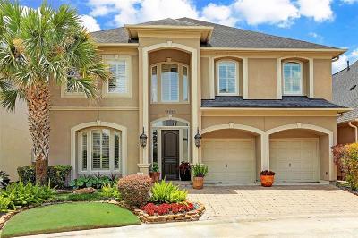 Houston Single Family Home For Sale: 13523 Ashoglen Lane
