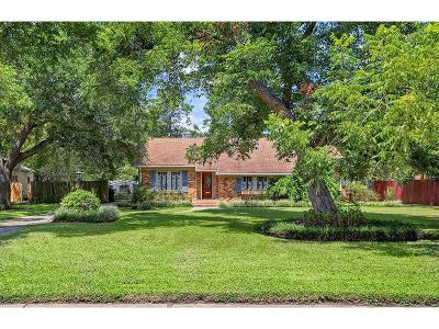 Houston Single Family Home For Sale: 7717 Broadview Drive