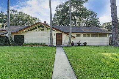 Houston Single Family Home For Sale: 11218 Oak Spring Drive