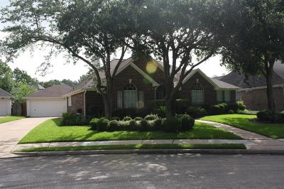 Houston Single Family Home For Sale: 3822 Canary Grass Lane