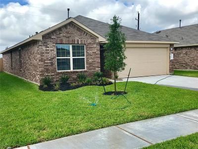 Tomball Single Family Home For Sale: 10111 Shagbark Hickory