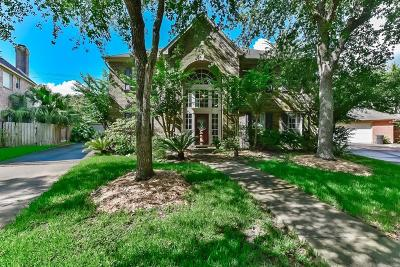 League City Single Family Home For Sale: 2108 Broadmoor Court