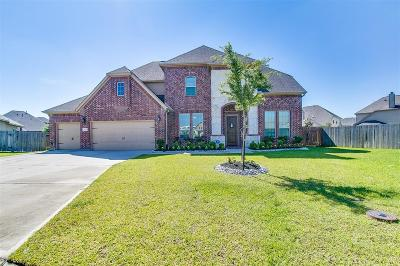 League City Single Family Home For Sale: 1327 Bastrop Glen Lane
