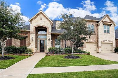 Fulshear Single Family Home For Sale: 5702 N Choctaw Hills Lane