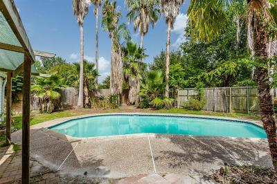 Houston Single Family Home For Sale: 15919 Alta Mar Drive