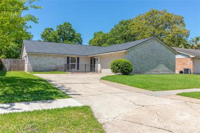 Conroe Single Family Home For Sale: 16754 Gleneagle Drive N