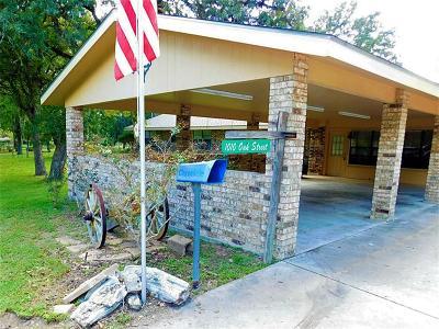Columbus Single Family Home For Sale: 1010 Oak Street