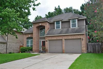 Kingwood Single Family Home For Sale: 4906 Rock Springs Drive